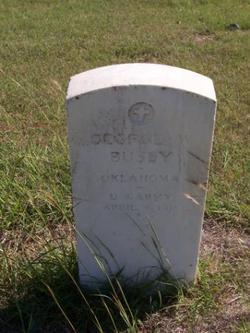 George W Busby