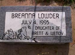 Breanna Lowder