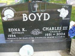 Charles Charlie Boyd, III