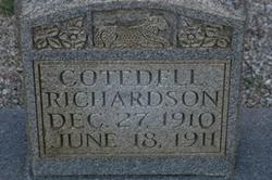 Cotedell Richardson