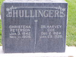 Christena <i>Peterson</i> Hullinger