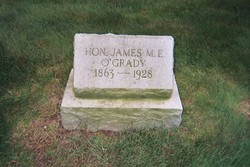 James Mary Early O'Grady