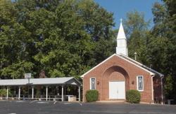 Island Ford Baptist Church Cemetery