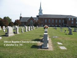 Olivet Baptist Church Cemetery