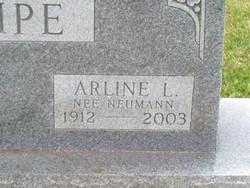 Arline L. <i>Neuman</i> Campe