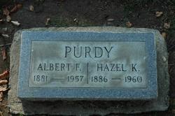 Albert F. Purdy