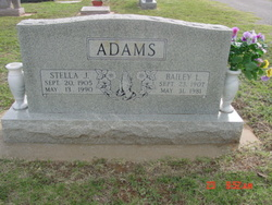 Bailey Lee Adams