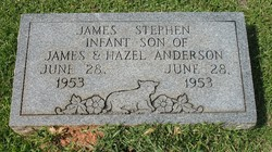 James Stephen Anderson