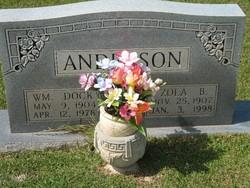 Zola B Anderson