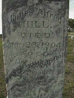 James Alfred Hill