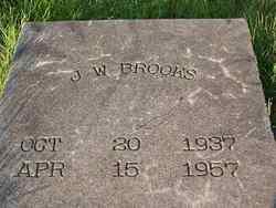 J. W. Brooks
