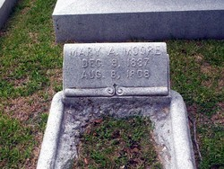 Mary A Moore