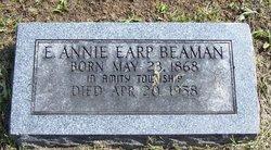 E. Annie <i>Earp</i> Beaman