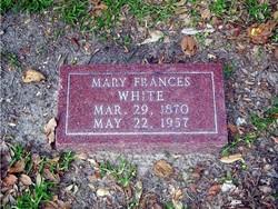 Mary Frances <i>Bertling</i> White