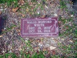 Wallis Wofford Wallace White