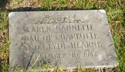 Karen Nannette Hearne
