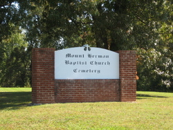 Mount Hermon Baptist Church Cemetery