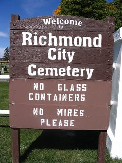 Richmond City Cemetery