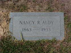 Nancy R. Aldy
