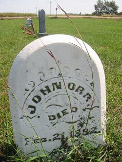 John Orr