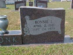 Bonnie L <i>Stevenson</i> Monk
