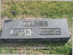 Elma Leora <i>Taylor</i> Ames