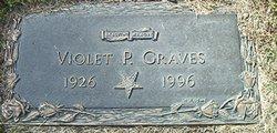 Violet P. <i>Taylor</i> Graves