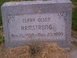 Clara Olsen Armstrong