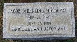 Jacob Mehrling Holdcraft