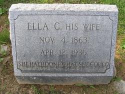 Ella C. <i>Mehrling</i> Holdcraft