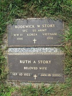 Rodewick W Jack Story