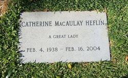 Catherine <i>MacAulay</i> Heflin