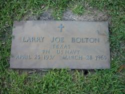 Larry Joe Bolton