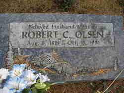 Robert C Olsen