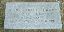 Junior Arthur Dawdy