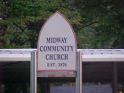 Midway Community Church Cemetery