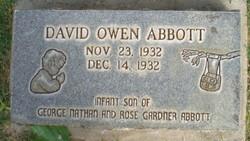 David Owen Abbott