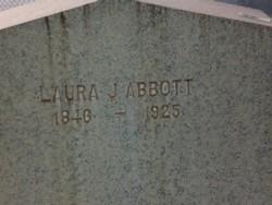 Laura Josephine <i>Allen</i> Abbott