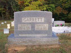 Rebecca Jane <i>Cochran</i> Garrett