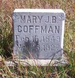 Mary Jane Beatrice <i>Amsberry</i> Coffman