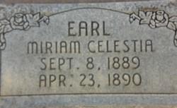 Miriam Celestia Earl