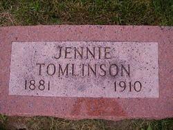 Jennie Pearl <i>Venable</i> Tomlinson