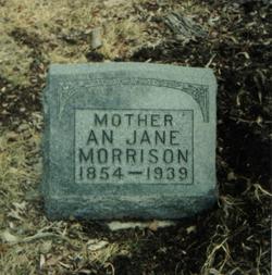 Ann Jane <i>Gormley</i> Morrison