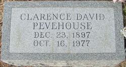Clarence David Pevehouse