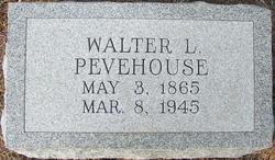 Walter Levosier Pevehouse