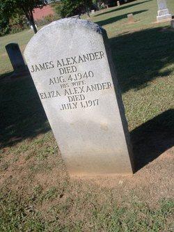 Eliza <i>Moore</i> Alexander