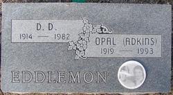 Opal <i>Adkins</i> Eddlemon