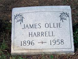 James Oliver Ollie Harrell