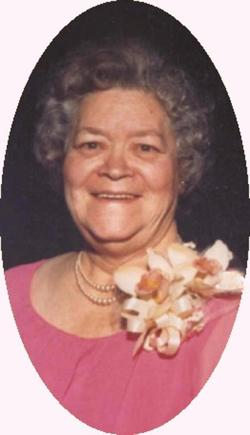 Olive Eleanor Odd <i>Jeffers</i> Dugan