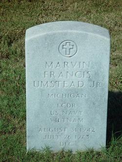Marvin Francis Skip Umstead, Jr